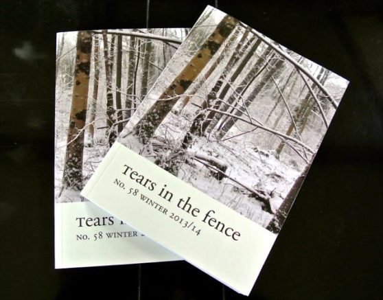 Tears in the Fence Issue 58