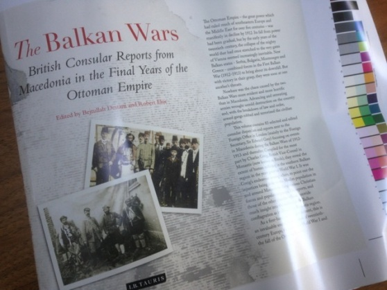 Balkan Wars Cover