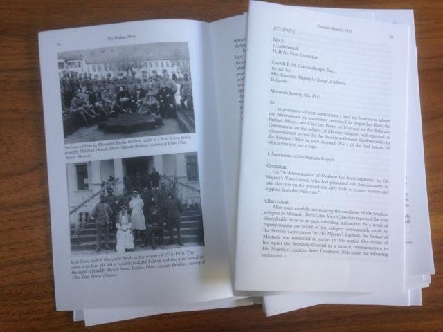 Balkan Wars Running Sheets