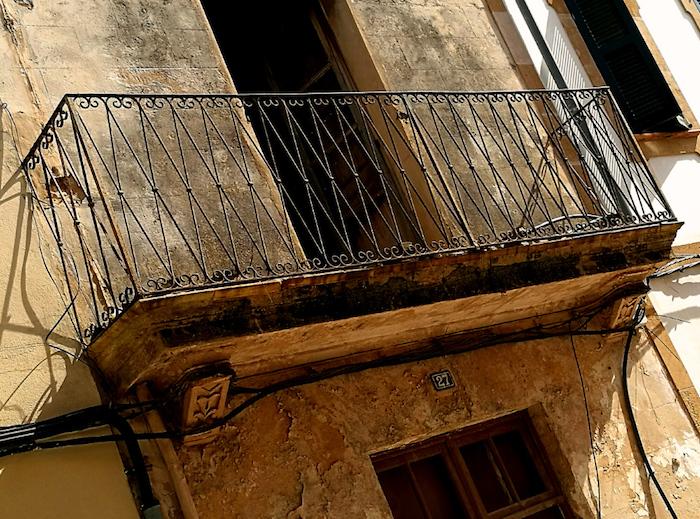 Balcony in Alcudia
