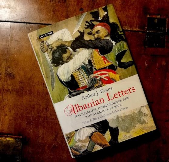 Arthur Evans Albanian Letters